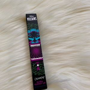 Dr Facilier Disney Villains & ColourPop Lip Gloss